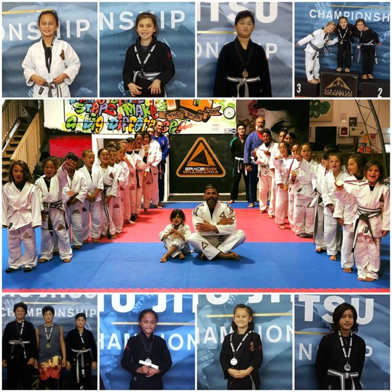 Brazilian Jiu Jitsu (Martial Arts)